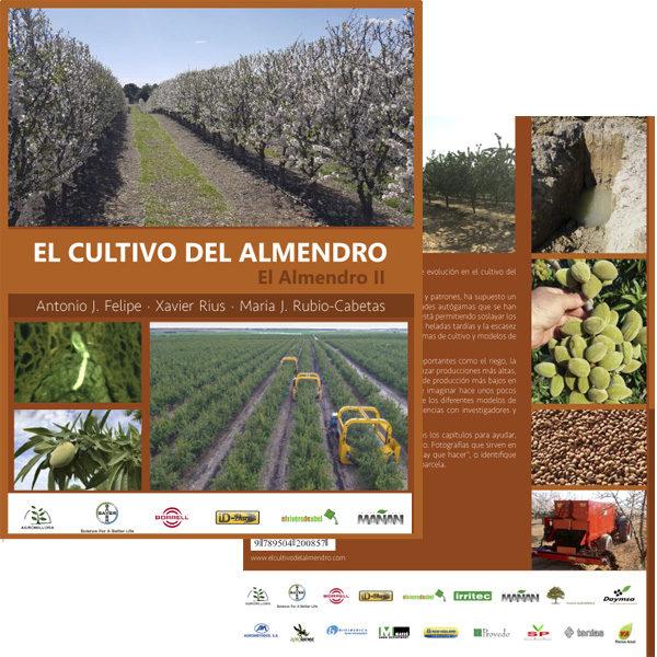 El cultivo del almendro cubiertas
