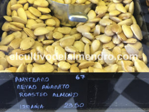 20 consumo en fresco de almendras - Cultivo del almendro